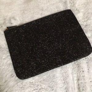 Handbags - Glitzy makeup bag or evening bag. NWOT